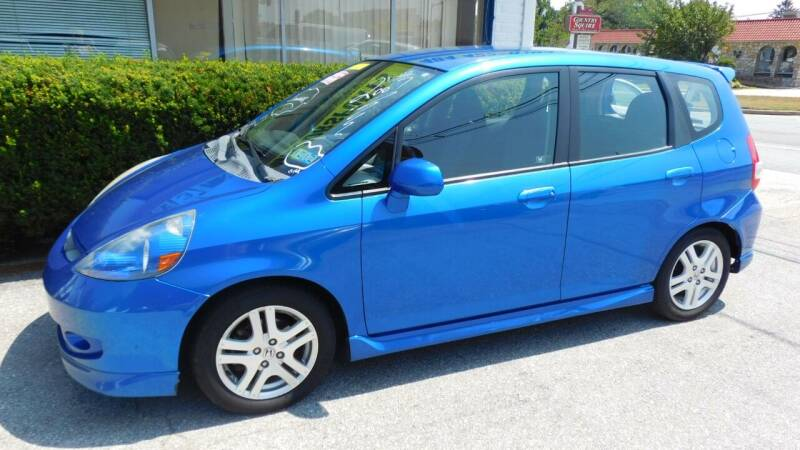 2007 Honda Fit for sale at Route 3 Motors in Broomall PA
