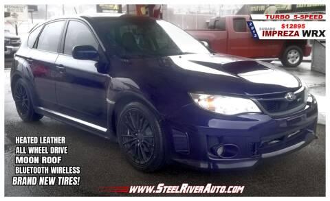 2013 Subaru Impreza for sale at Steel River Auto in Bridgeport OH