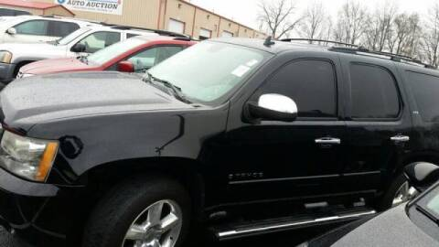 2007 Chevrolet Tahoe for sale at AFFORDABLE DISCOUNT AUTO in Humboldt TN