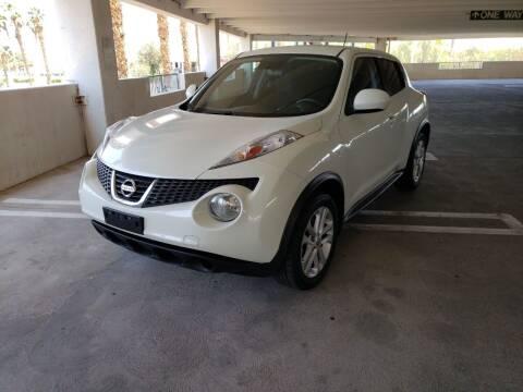 2011 Nissan JUKE for sale at RAFIKI MOTORS in Henderson NV