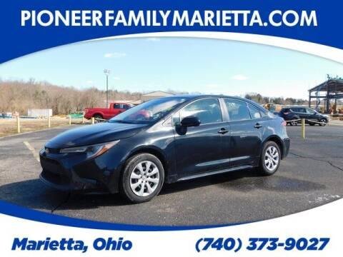 2020 Toyota Corolla for sale at Pioneer Family auto in Marietta OH