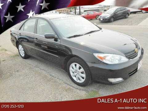 2003 Toyota Camry for sale at Dales A-1 Auto Inc in Jamestown ND