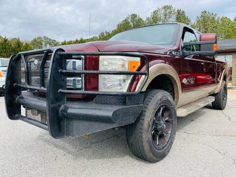 2011 Ford F-250 Super Duty for sale at Classic Luxury Motors in Buford GA