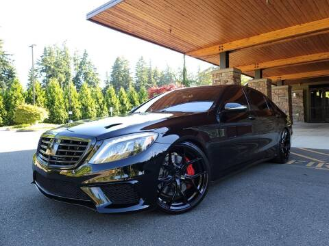 2014 Mercedes-Benz S-Class for sale at Silver Star Auto in Lynnwood WA