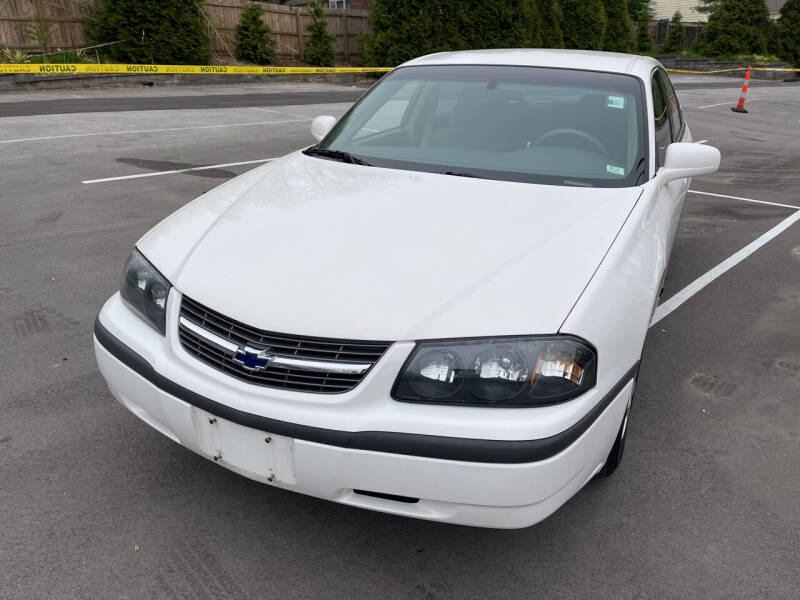 2003 Chevrolet Impala for sale at Best Deal Motors in Saint Charles MO