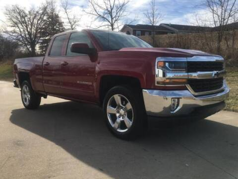 2018 Chevrolet Silverado 1500 for sale at MODERN AUTO CO in Washington MO