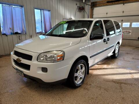 2008 Chevrolet Uplander for sale at Sand's Auto Sales in Cambridge MN