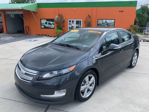 2013 Chevrolet Volt for sale at Galaxy Auto Service, Inc. in Orlando FL