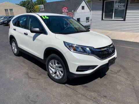 2016 Honda CR-V for sale at OZ BROTHERS AUTO in Webster NY