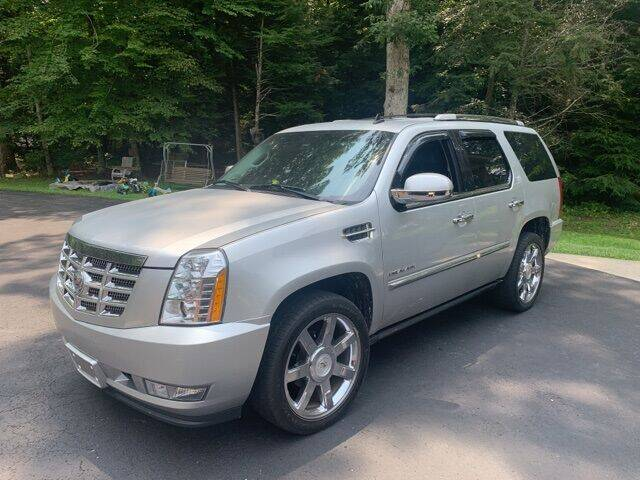 2011 Cadillac Escalade for sale at Tim Short Auto Mall in Corbin KY