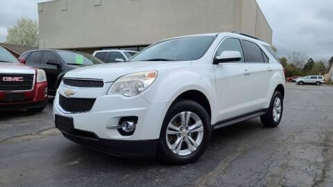 2012 Chevrolet Equinox for sale at Sedo Automotive in Davison MI