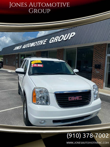2013 GMC Yukon for sale at Jones Automotive Group in Jacksonville NC