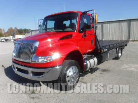 2017 International 4300 Rollback for sale at London Auto Sales LLC in London KY