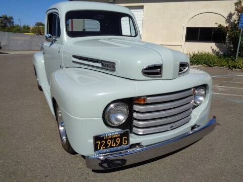 1948 Ford F-100 for sale at NorCal Auto Mart in Vacaville CA