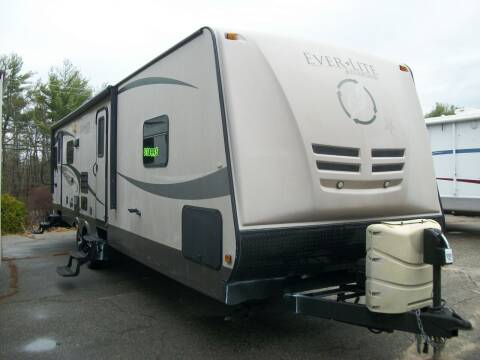 2012 Evergreen Everlite 35RLDS for sale at Olde Bay RV in Rochester NH