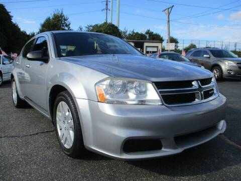 2013 Dodge Avenger for sale at Unlimited Auto Sales Inc. in Mount Sinai NY