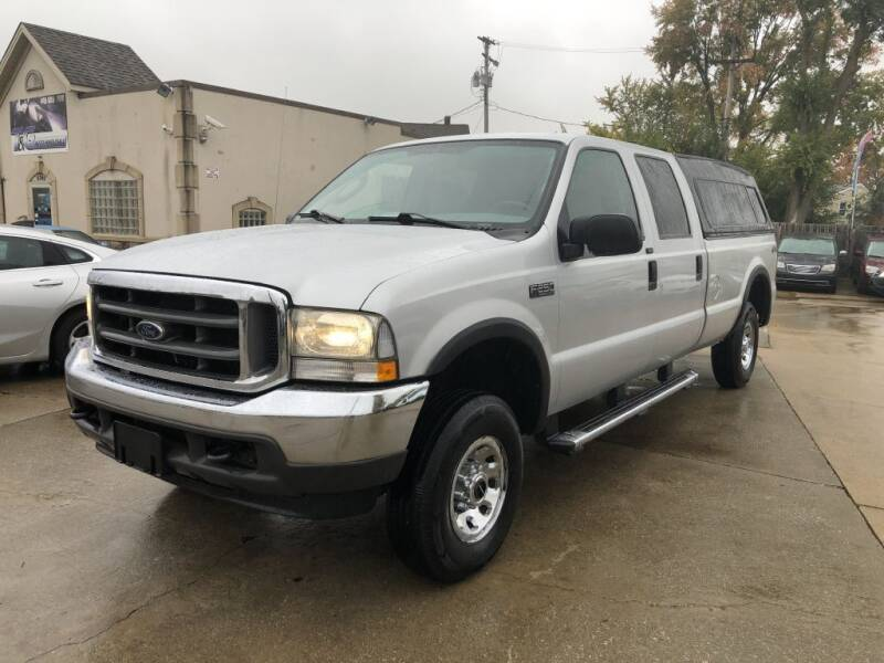 2004 Ford F-250 Super Duty for sale at AAA Auto Wholesale in Parma OH