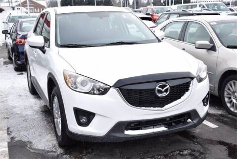 2013 Mazda CX-5 for sale at BOB ROHRMAN FORT WAYNE TOYOTA in Fort Wayne IN
