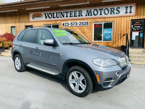 2012 BMW X5 for sale at Kerwin's Volunteer Motors in Bristol TN