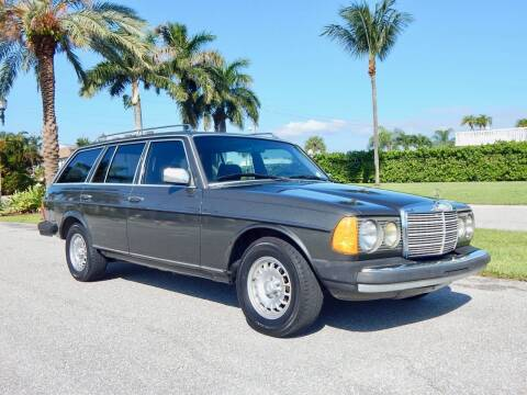 1985 Mercedes-Benz 300-Class for sale at VE Auto Gallery LLC in Lake Park FL