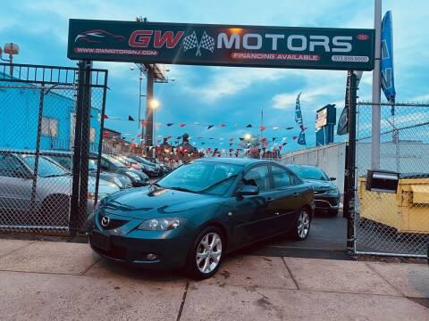 2009 Mazda MAZDA3 for sale at GW MOTORS in Newark NJ