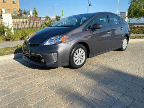 2012 Toyota Prius Plug-in Hybrid for sale at IE Dream Motors-Upland in Upland CA