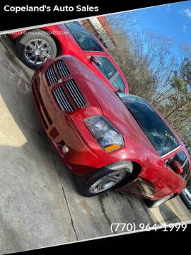 2006 Dodge Magnum for sale at Copeland's Auto Sales in Union City GA