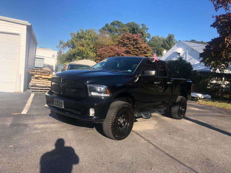 2013 RAM Ram Pickup 1500 for sale at Mega Autosports in Chesapeake VA