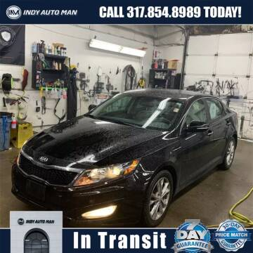 2013 Kia Optima for sale at INDY AUTO MAN in Indianapolis IN
