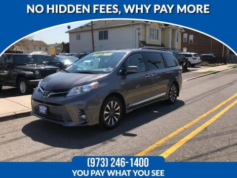 2018 Toyota Sienna for sale at Route 46 Auto Sales Inc in Lodi NJ