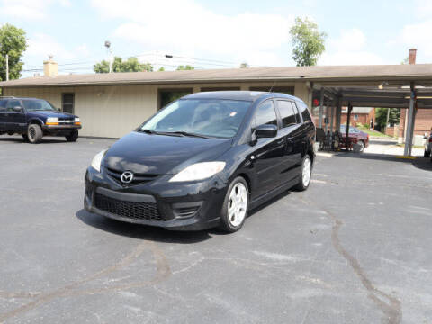 2009 Mazda MAZDA5 for sale at Tom Roush Budget Westfield in Westfield IN