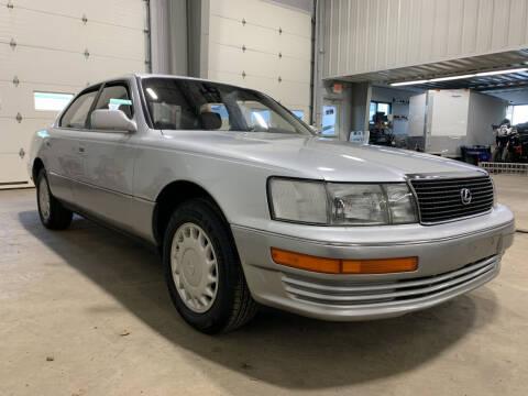 1992 Lexus LS 400 for sale at Waltz Sales LLC in Gap PA