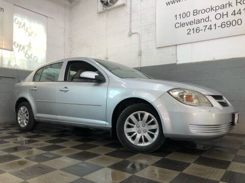 2010 Chevrolet Cobalt for sale at County Car Credit in Cleveland OH