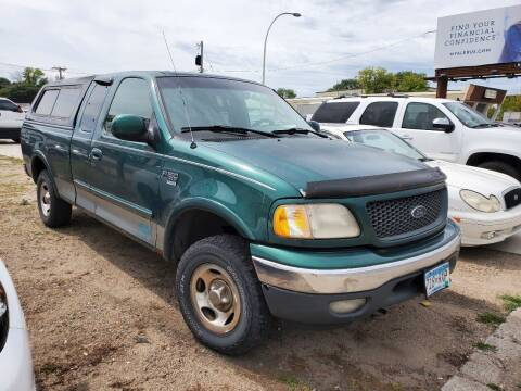 2000 Ford F-150 for sale at GOOD NEWS AUTO SALES in Fargo ND
