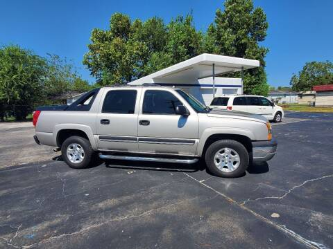2005 Chevrolet Avalanche for sale at Bill Bailey's Affordable Auto Sales in Lake Charles LA