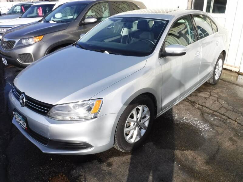 2013 Volkswagen Jetta for sale at J & K Auto - J and K in Saint Bonifacius MN