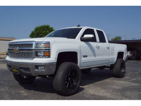 2015 Chevrolet Silverado 1500 for sale at Watson Auto Group in Fort Worth TX