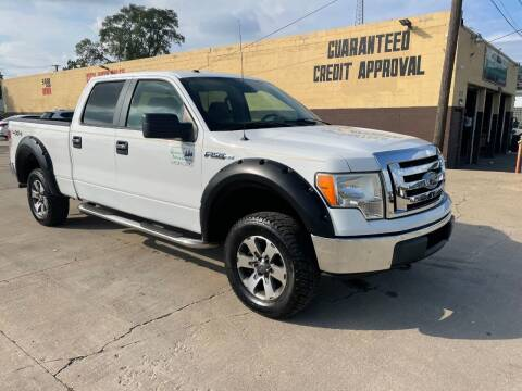 2010 Ford F-150 for sale at City Auto Sales in Roseville MI