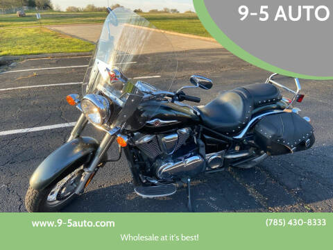 2017 Kawasaki Vulcan for sale at 9-5 AUTO in Topeka KS