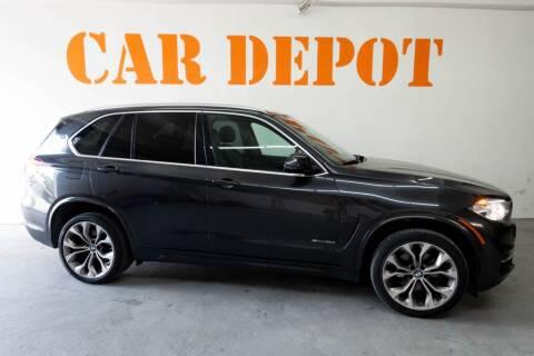 2014 BMW X5 for sale at Car Depot in Miramar FL