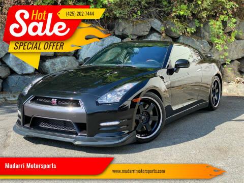 2014 Nissan GT-R for sale at Mudarri Motorsports in Kirkland WA
