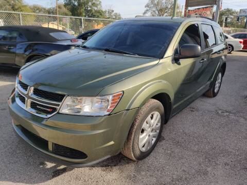 2016 Dodge Journey for sale at Advance Import in Tampa FL