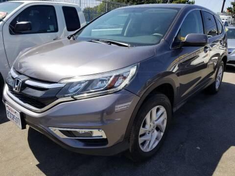 2016 Honda CR-V for sale at Ournextcar/Ramirez Auto Sales in Downey CA