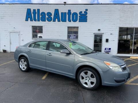2007 Saturn Aura for sale at Atlas Auto in Rochelle IL
