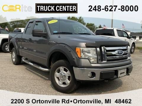 2010 Ford F-150 for sale at Carite Truck Center in Ortonville MI