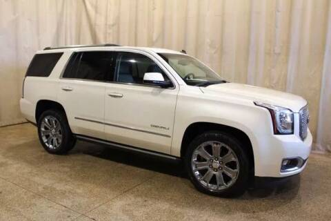 2015 GMC Yukon for sale at AutoLand Outlets Inc in Roscoe IL
