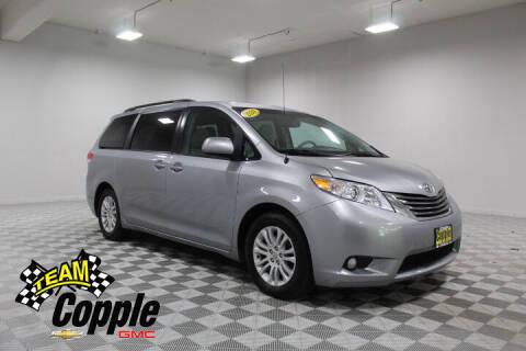 2014 Toyota Sienna for sale at Copple Chevrolet GMC Inc in Louisville NE