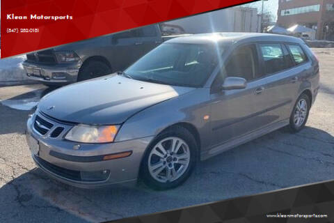 2006 Saab 9-3 for sale at Klean Motorsports in Skokie IL