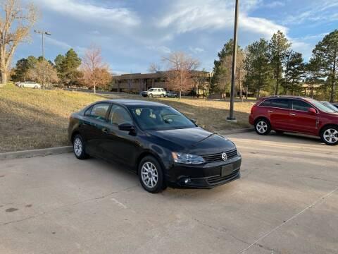 2012 Volkswagen Jetta for sale at QUEST MOTORS in Englewood CO