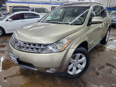 2006 Nissan Murano for sale at Car Planet Inc. in Milwaukee WI